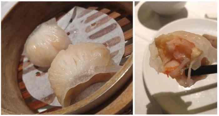 潮品集 筍尖鮮蝦餃