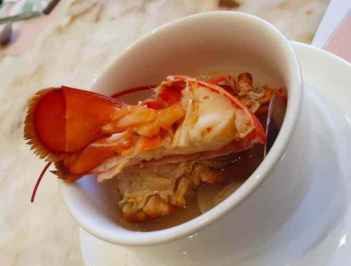 林皇宮 龍蝦湯