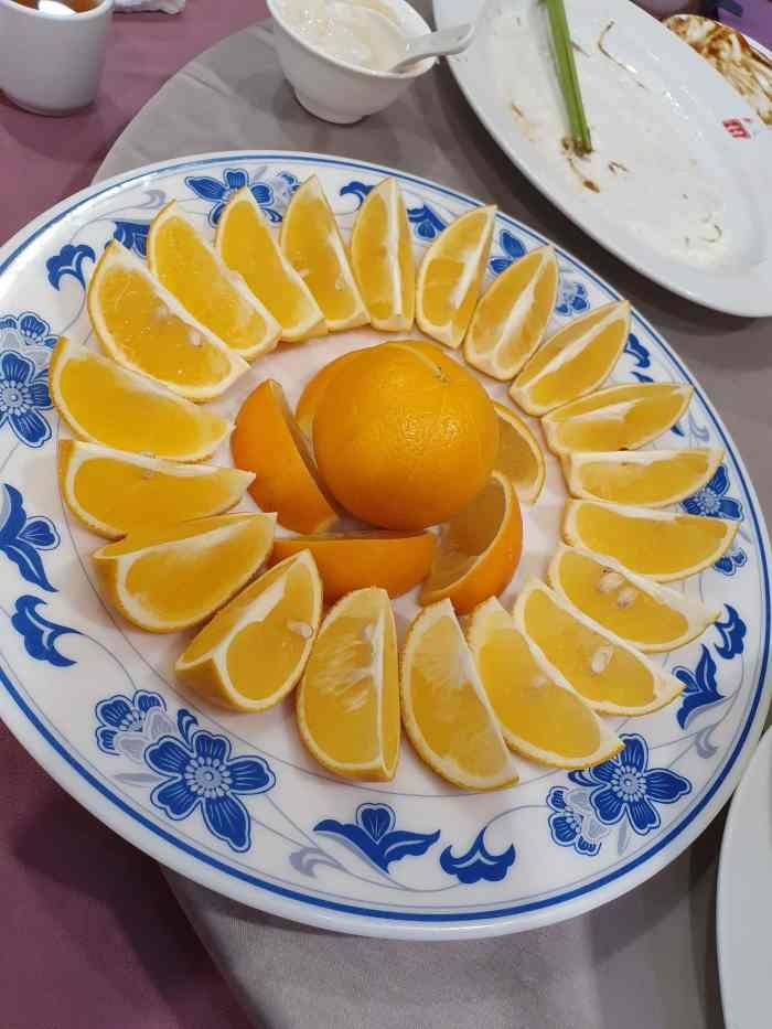 天廚飯後水果