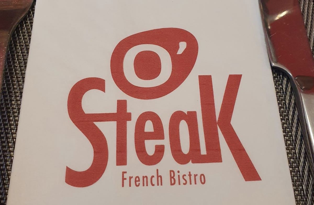 O'Steak  法式餐酒館用餐心得-羊排竟然比牛排好吃