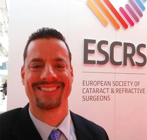 Connect with Saving Sight at ESCRS 2018