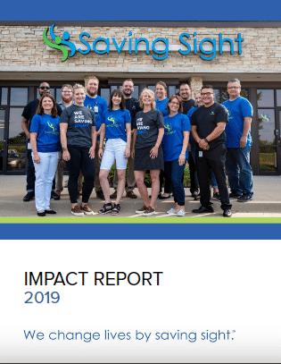 Saving Sight Impact Report