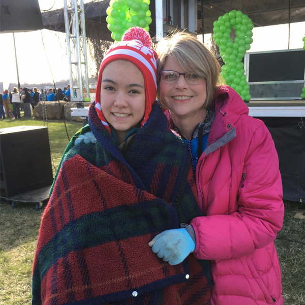 Cheryl Shares Her Brother's Legacy as an Eye Donor