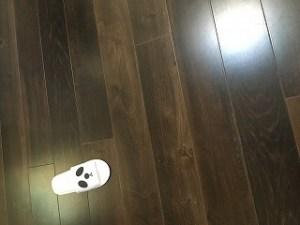 パンダヴィレッジの床