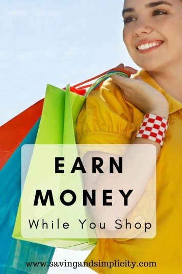 Start earning money back on your purchases. Wouldn't it be great to earn extra money while you shop for groceries or cosmetics or your next vacation. Ibotta