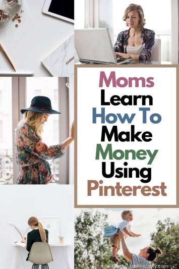 moms make money from home