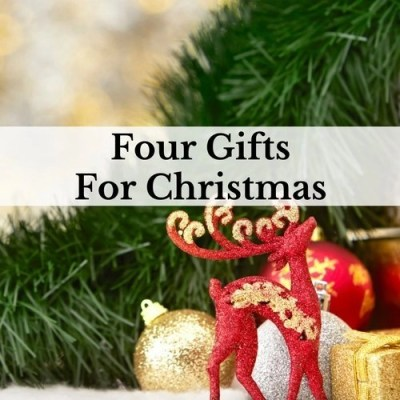 Four Gifts For Christmas