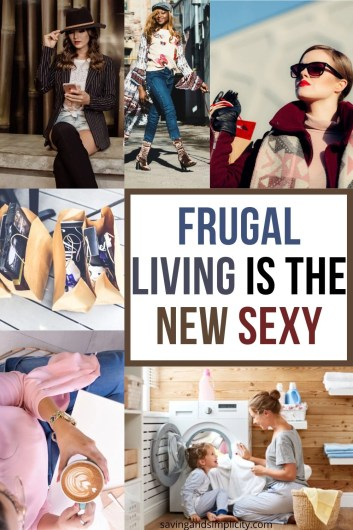 frugal living new sexy