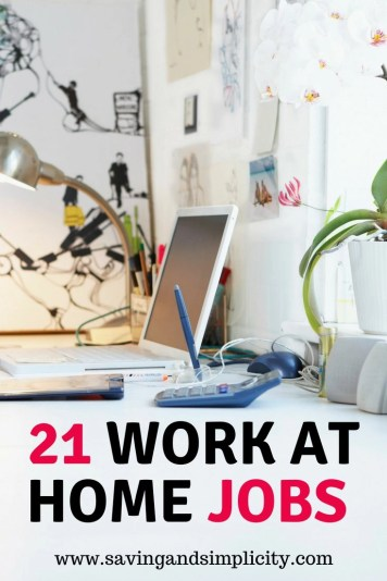 When life needs a second income. Household expenses can get expensive.  Learn 21 ways to make money working from home