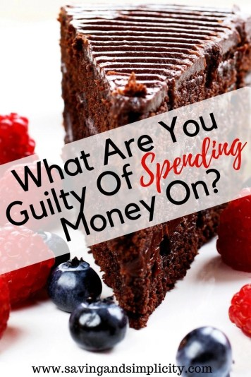 What do you spend extra money on?Do you pass on the generic coffee and opt for a certain name brand or flavor? Are you a milk chocolate loving Momma who will skip on the extras to ensure you have that chocolate stash? Learn what the most popular items are. The vices, the non-frugal money spending must haves.