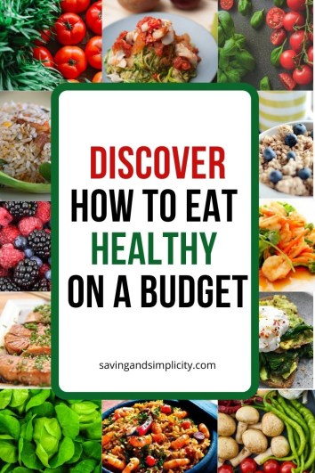 how to eat on a budget