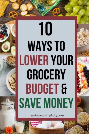 Clipping coupons, store sales, bulk shopping. It is all about to change. 10 ways to lower your grocery budget. Start saving money today.