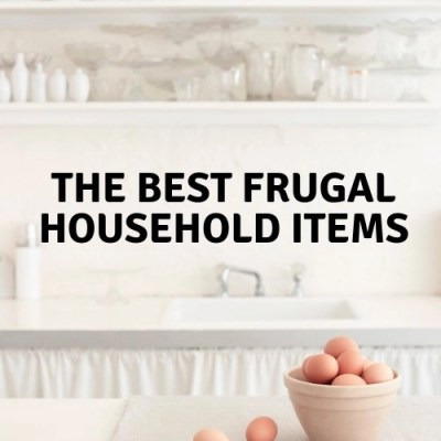 The Best Frugal Household Items