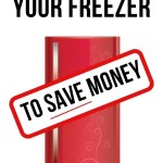 Have you ever wondered what food items you can freeze? More than you think. Learn 75 items you can freeze to save money. Start saving money on your household expenses