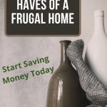 frugal home