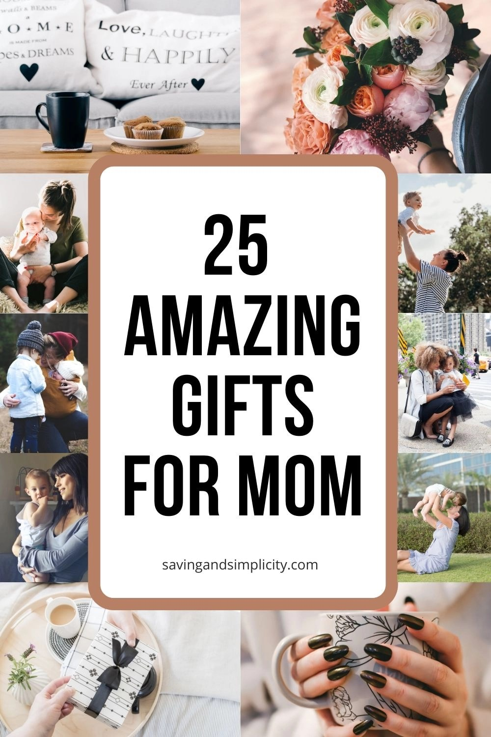 Perfect Gifts For Mom (That She Will Love) - Saving ...
