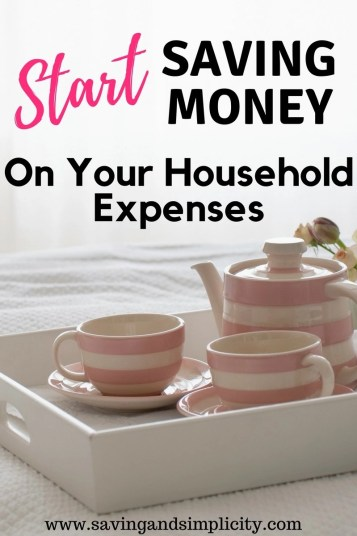 Start saving money on your household expenses. 75+ money saving, time saving tips to help stress less, save money and live more. Learn the one frugal living tip that saves us hundreds of dollars each month.