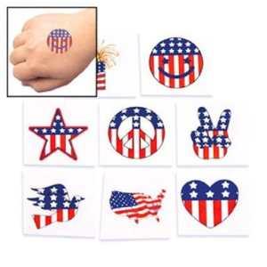 patriotic tatoos