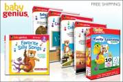 Eversave:  Baby Genius CD & DVD Collection $20 Shipped!