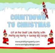Countdown to Christmas: Elf on the Shelf Holiday Link Party!
