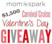 GIVEAWAY:  Win a $1500 Carnival Cruise Giveaway!