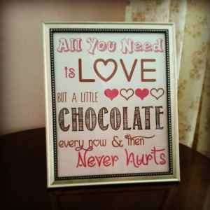 """""""All You Need Is Love…"""" FREE Valentine's Day Printable!"""