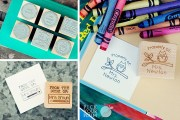 Adorable Personalized Teacher Stamps Only $9.99!