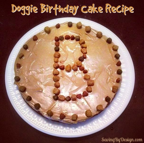 Doggie Birthday Cake Recipe A Special Treat for Your Pets Big Day
