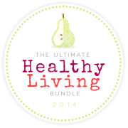 It's Back!  The Ultimate Healthy Living Bundle FLASH SALE!! {Ends 12/30/14}