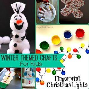 10 Winter Break Activities for Kids