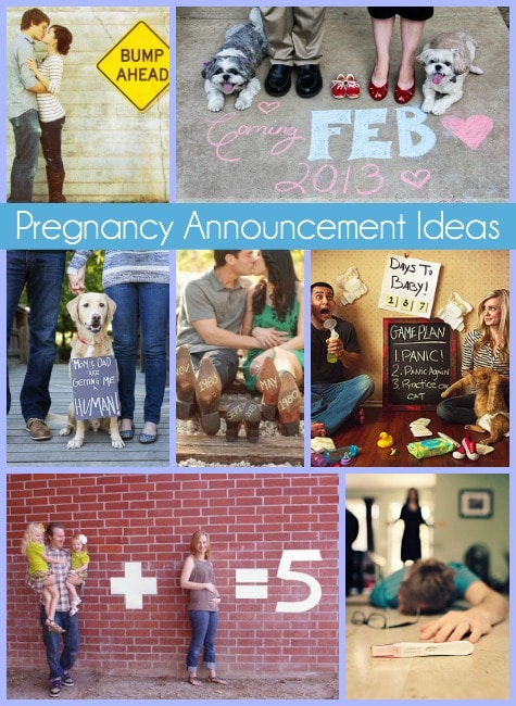 Pregnancy-Announcement-Ideas