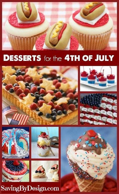 Desserts-4th-of-July