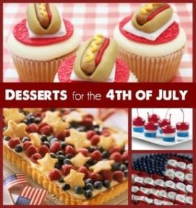 10 Perfectly Patriotic Desserts for the 4th of July
