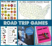Road Trip Games – Don't Leave Home Without Them!