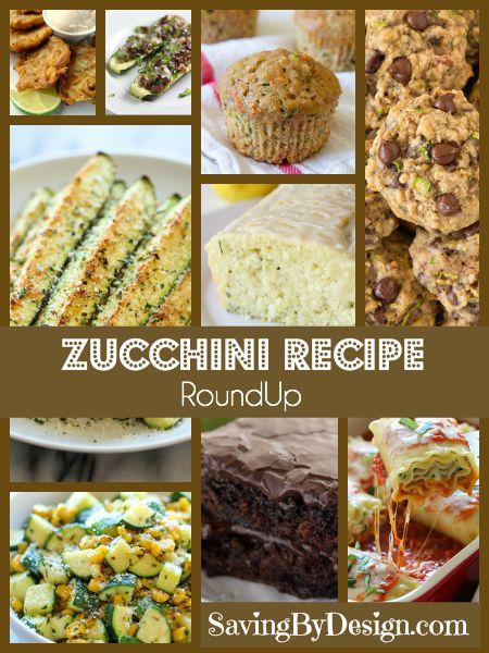 Zucchini-Recipes