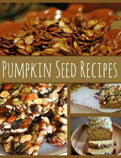 10 Can't Miss Pumpkin Seed Recipes for Fall