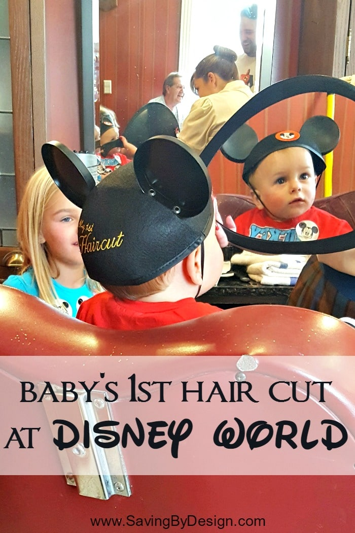 6 Tips For Your Disney World Vacation With Baby Saving