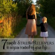 7 Simple Stress Relievers to Regain Control of Your Life