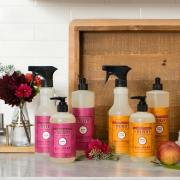 FREE Mrs. Meyer's Seasonal Cleaners – Make Your Home Warm and Welcoming This Fall!