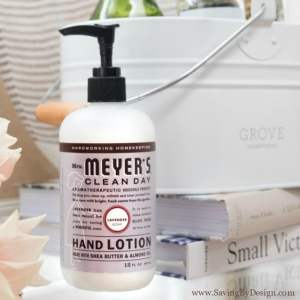 Free Mrs. Meyer's Fresh Start Kit from Grove Collaborative – Includes New Hand Lotion!