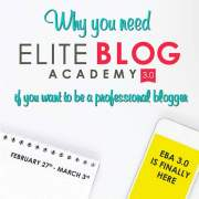 Why You Need Elite Blog Academy If You Want to Be a Professional Blogger