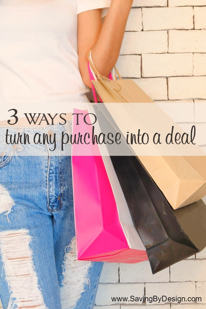 There really is no reason to pay full-price for anything...ever again. Take a look at these easy tips to turn any purchase into a deal!