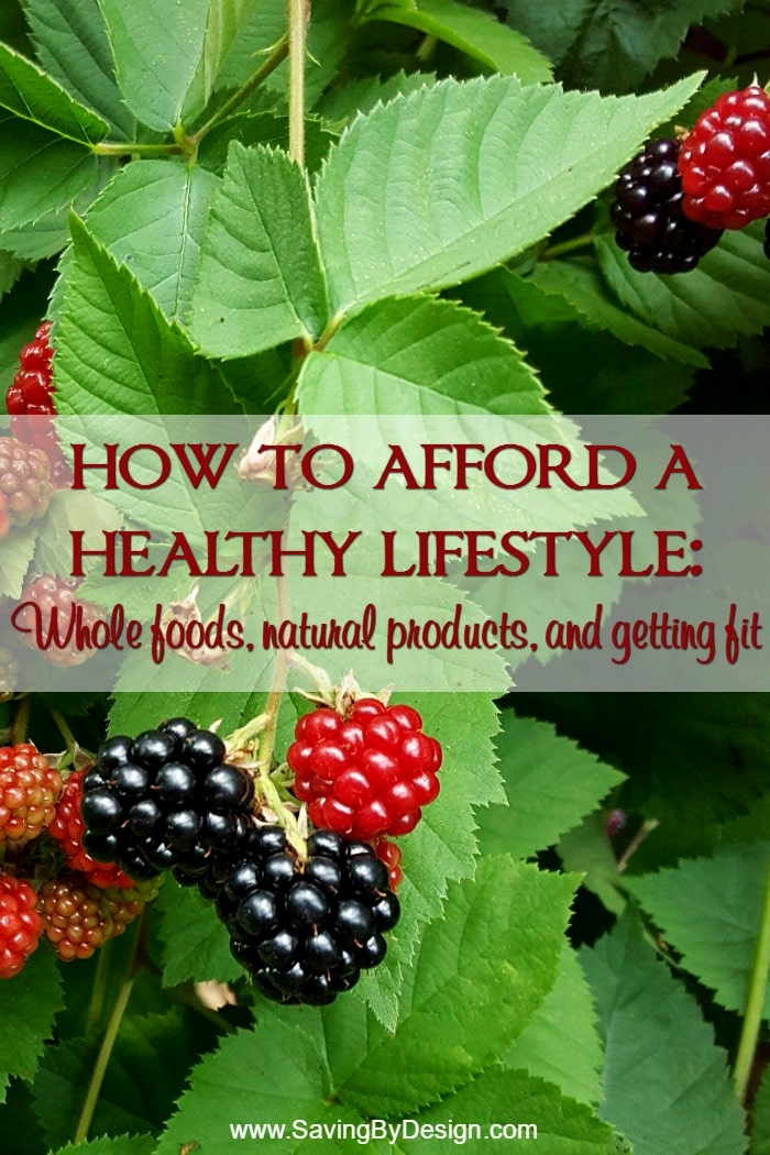 It really is possible to afford a fit and healthy lifestyle, full of whole foods and natural products, on a budget. Here are a few ideas to get you started.