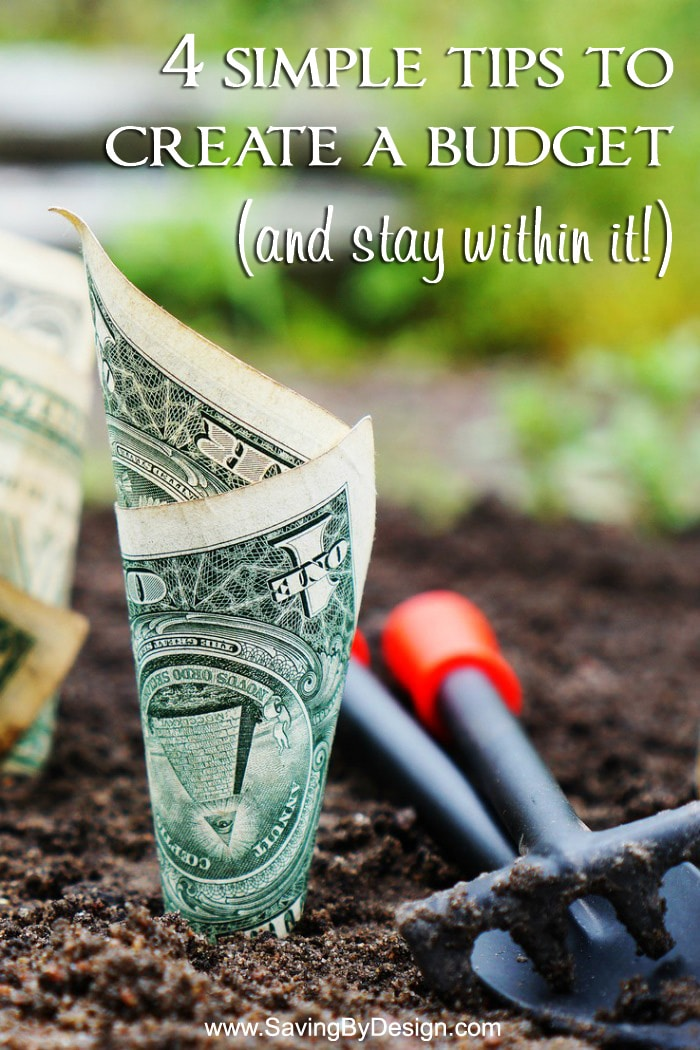 It can be overwhelming to create a budget and stick to it, but these tips will help set you on the right track and make financial success a bit easier.