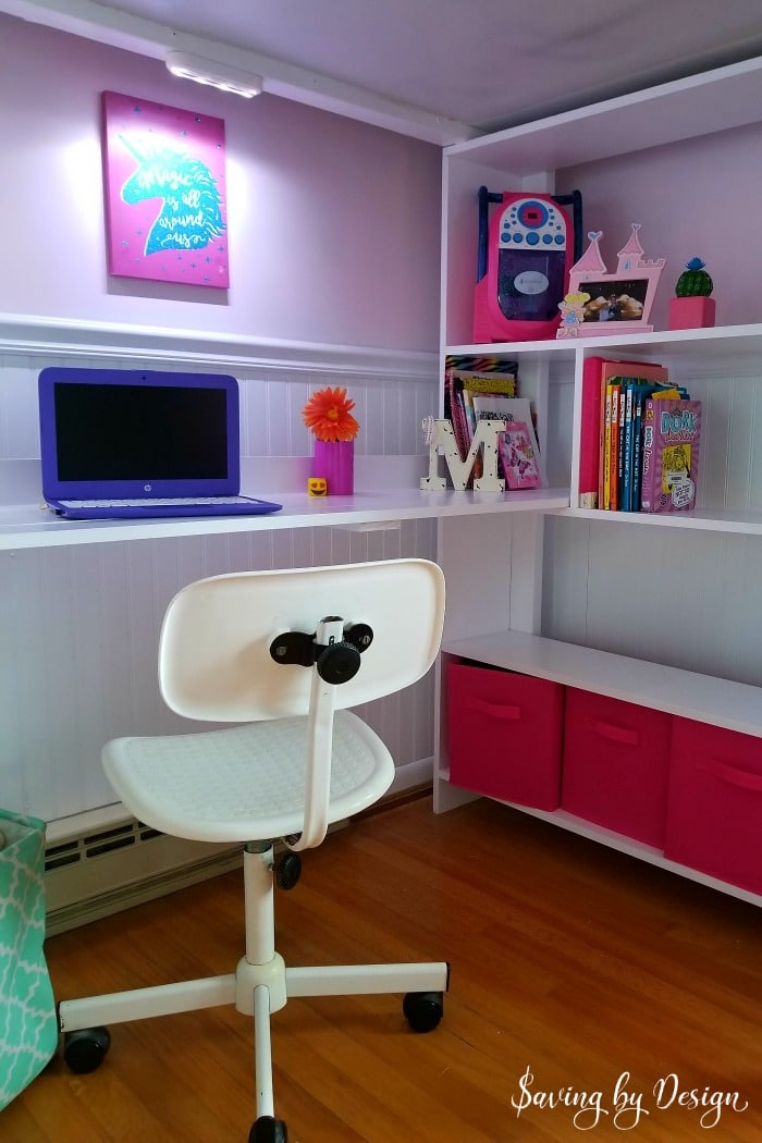 How to Build a Loft Bed with Desk and Storage  DIY Loft