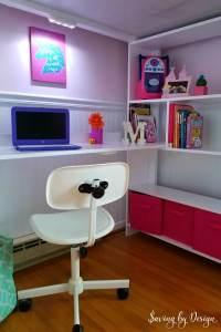 DIY Loft Bed - How to Build a Loft Bed with Desk and Storage