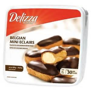 Delizza Patisserie – Mini Cream Puffs, & Mini Eclairs Only $2.89 (Reg.$5.99) At ShopRite!
