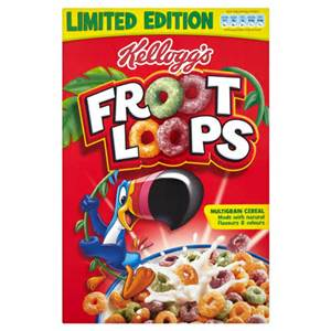 Save $3 In New Kellogg's Coupons Including: Special K, Froot Loops, Krave & More!