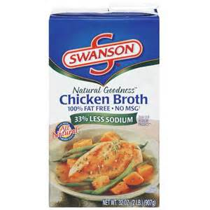 New – Save $0.50 off (2) cartons of Swanson Broth Stock {Only $2 Each At Price Chopper!}