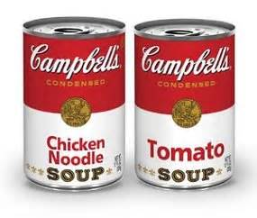campbells condensed soups